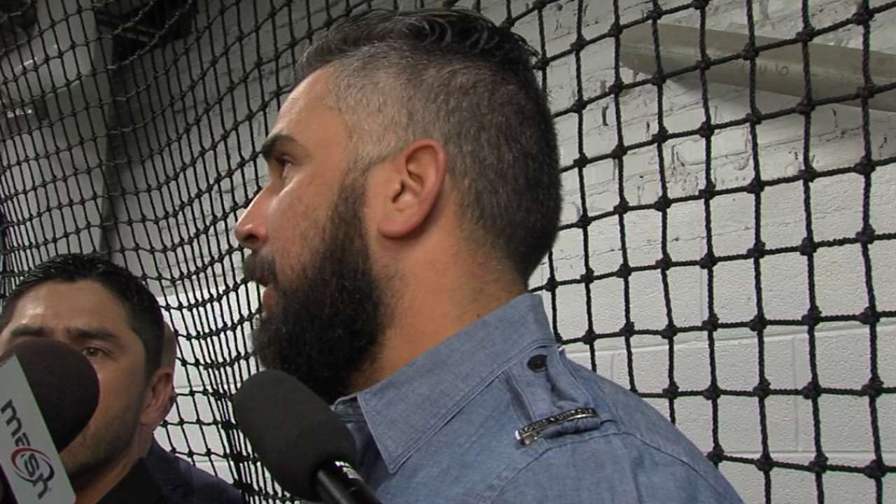 Perez on outing in Game 3