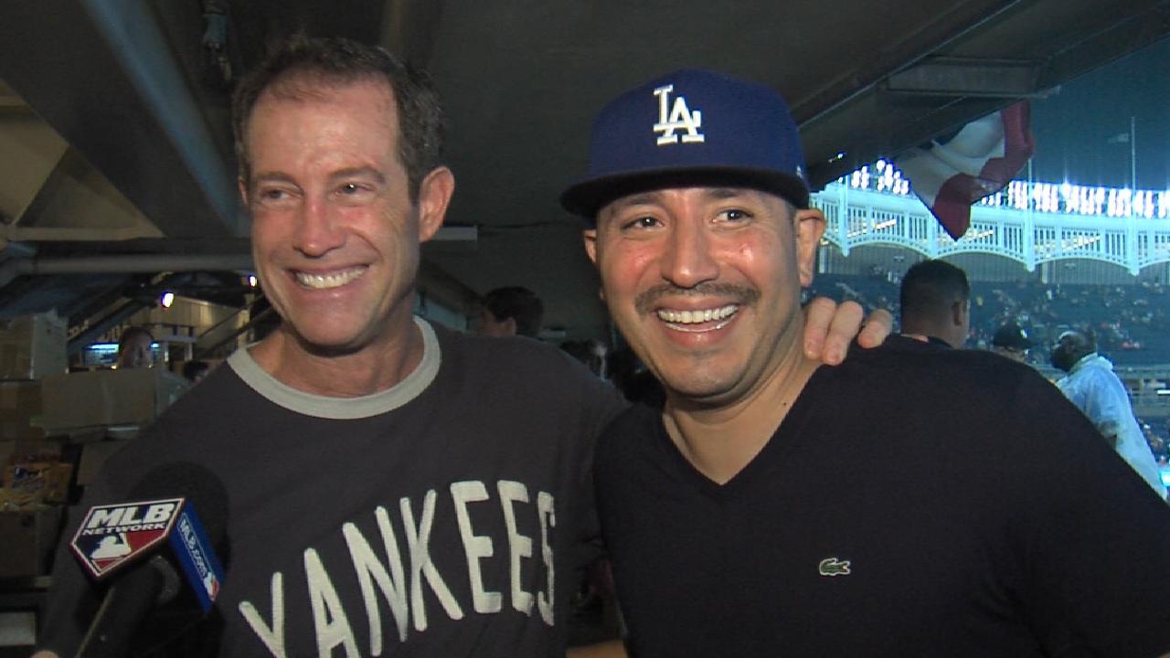 How baseball, 'Curb' saved a man's life