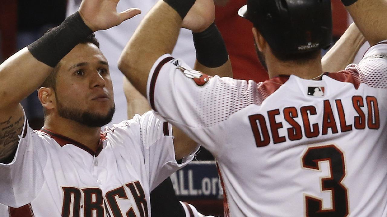 D-backs will reflect after the sting wears off