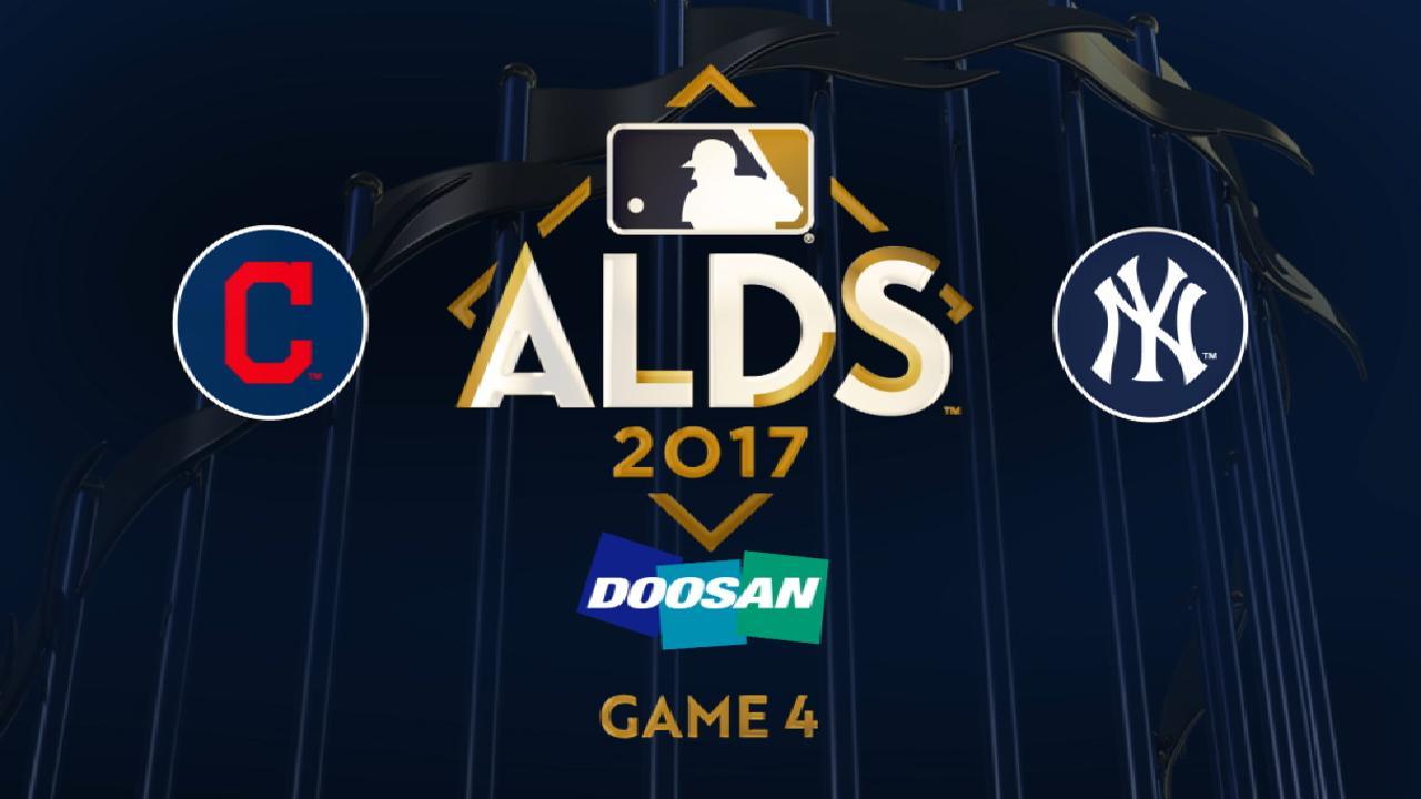 10/9/17: Yankees siguen con vida en la SDLA