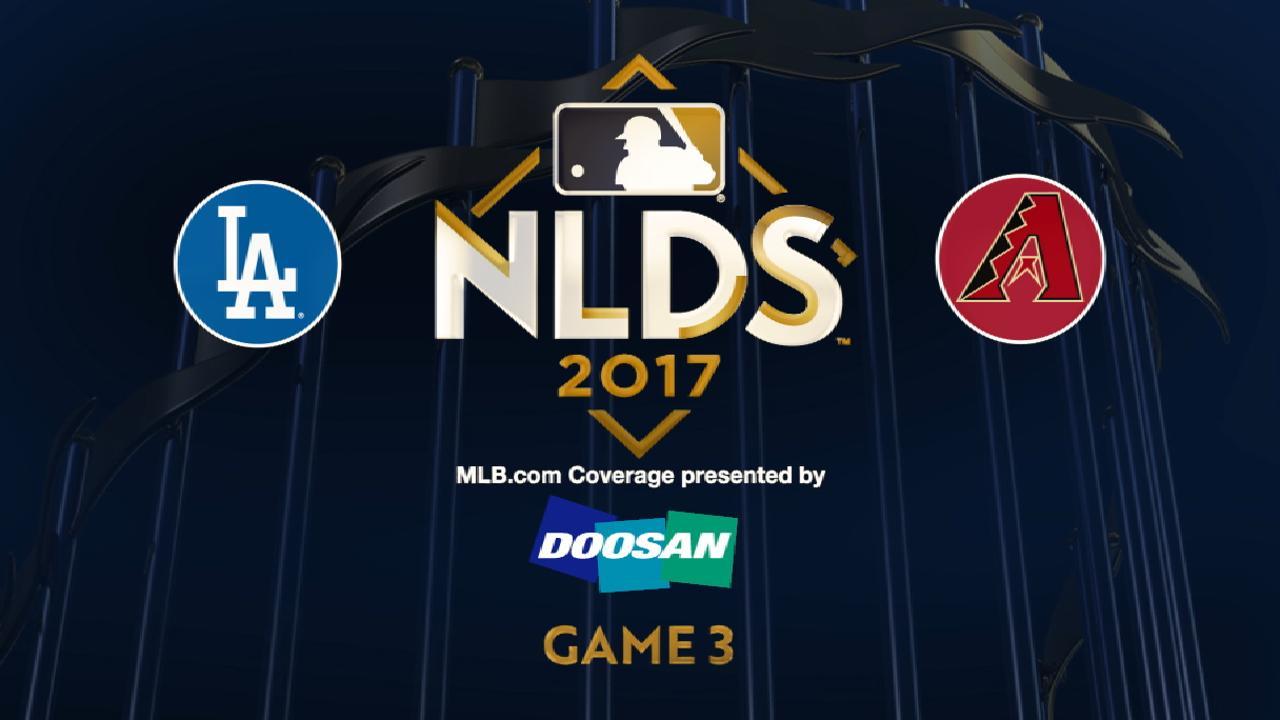 10/9/17: Dodgers avanzan a la SCLN