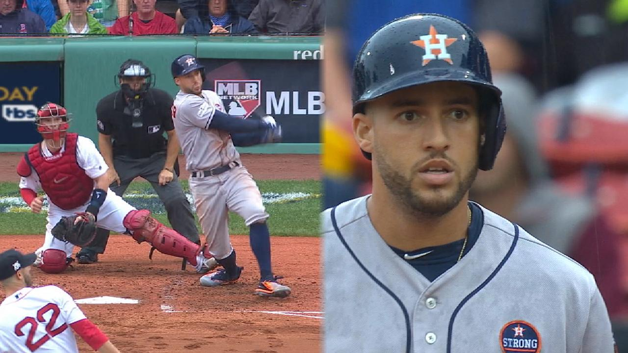 By George: Houston's leadoff star