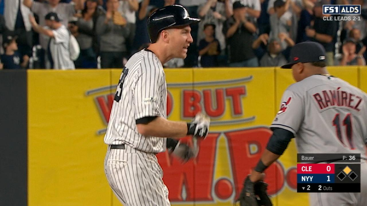 Girardi on Yankees' momentum
