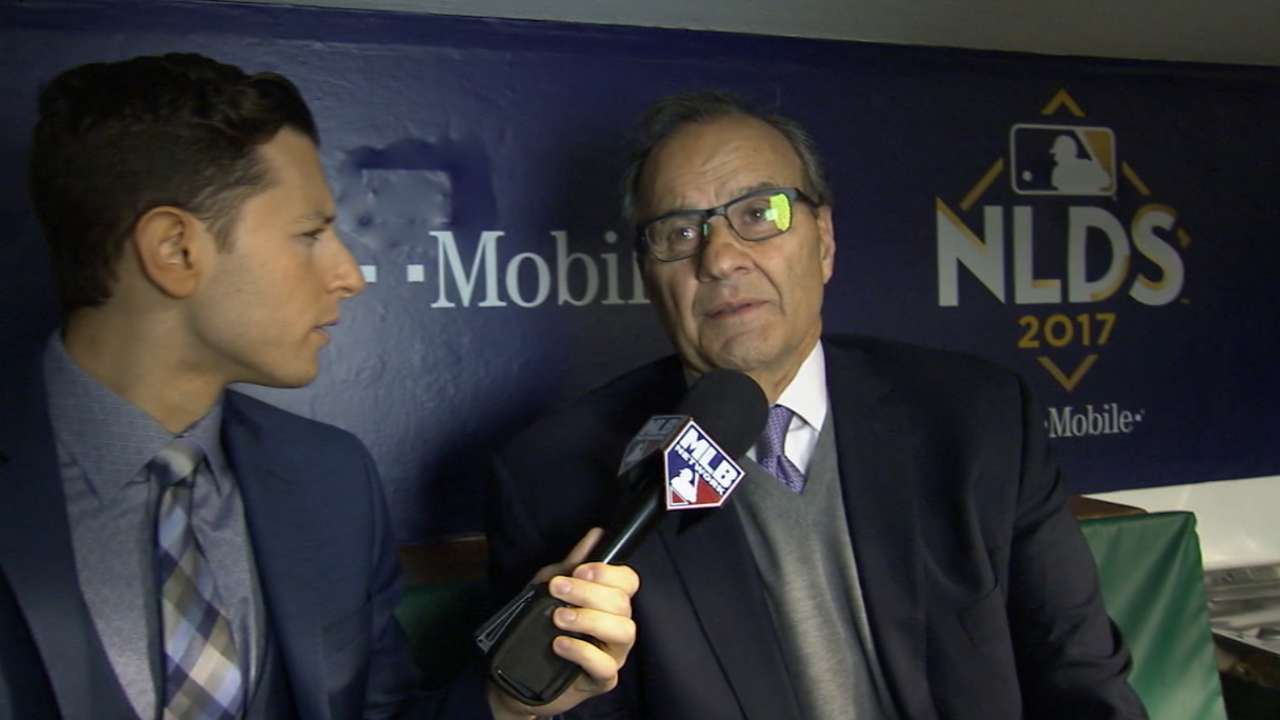 Nats-Cubs Gm 4 PPD, moved to 4 ET today