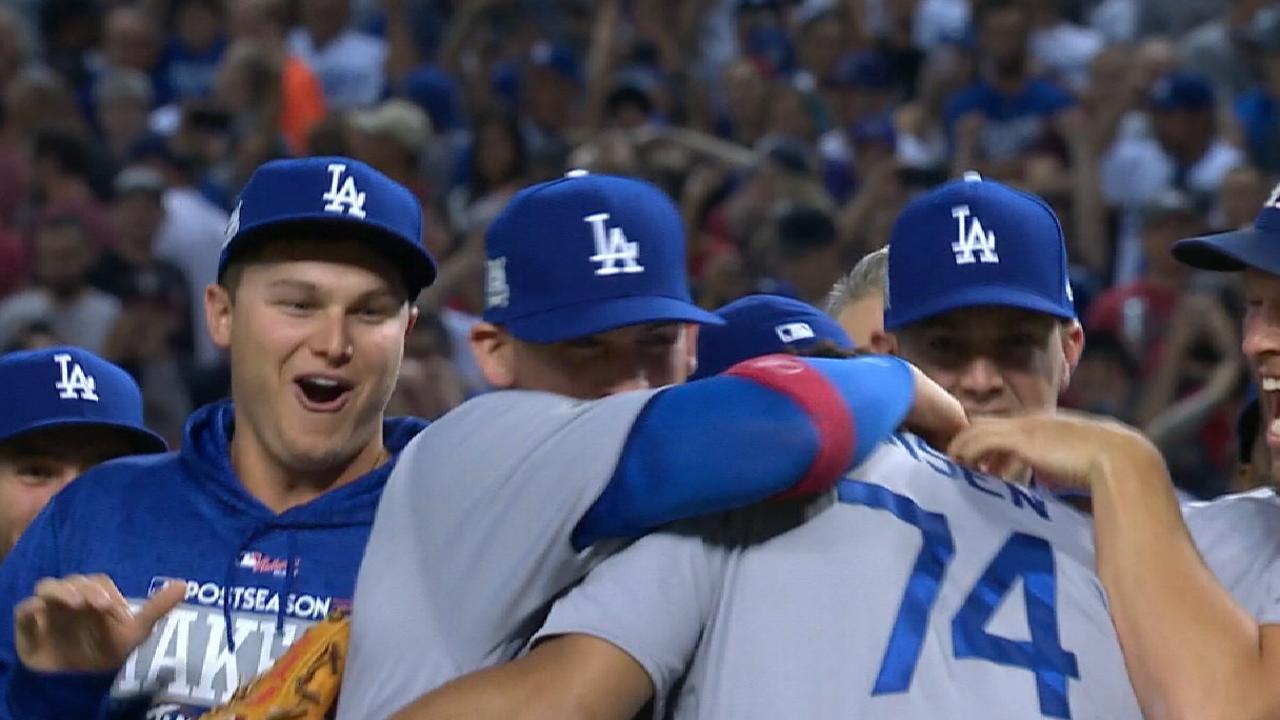 Maddon on Dodgers' advantage