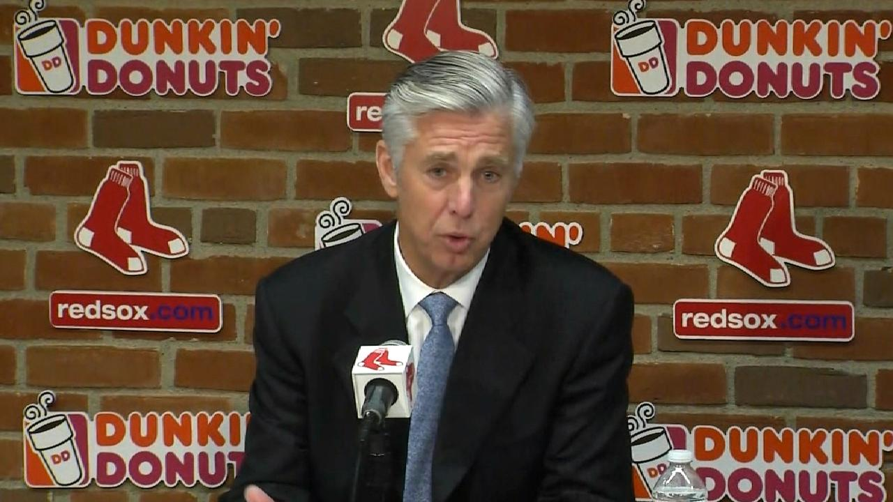 Dombrowski on other candidates
