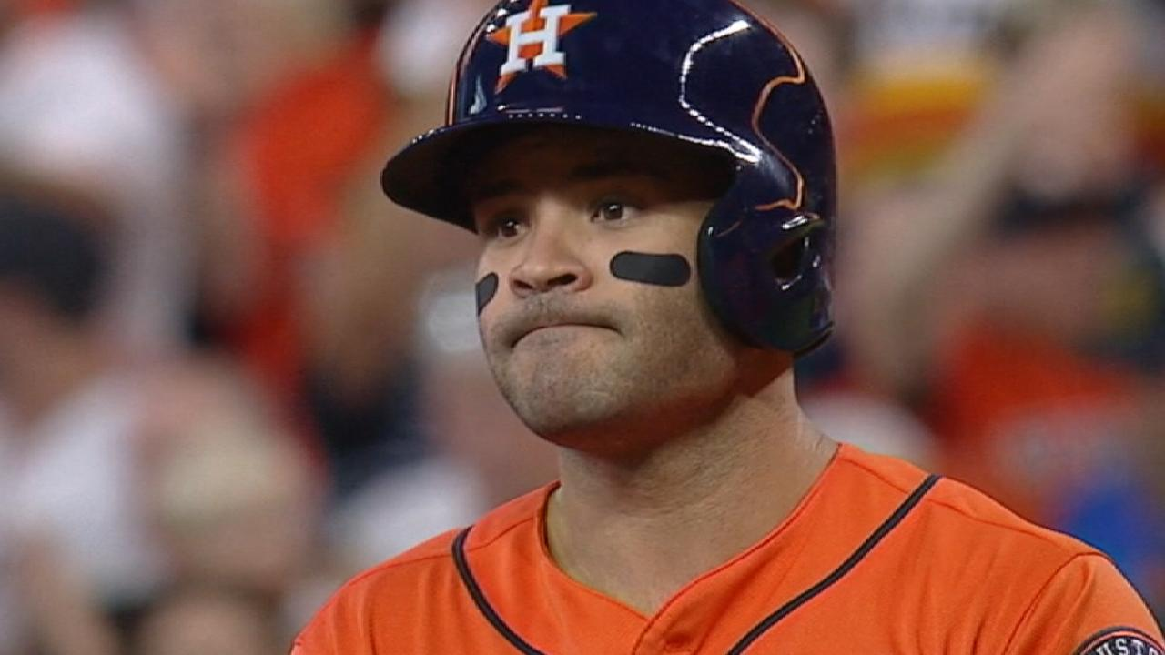 Hinch on Altuve