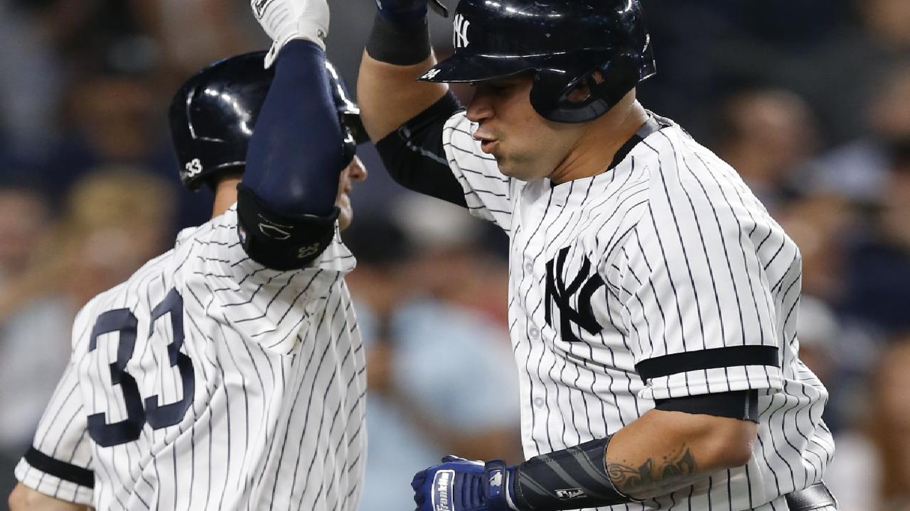 Girardi stays with Ellsbury as DH for Game 5