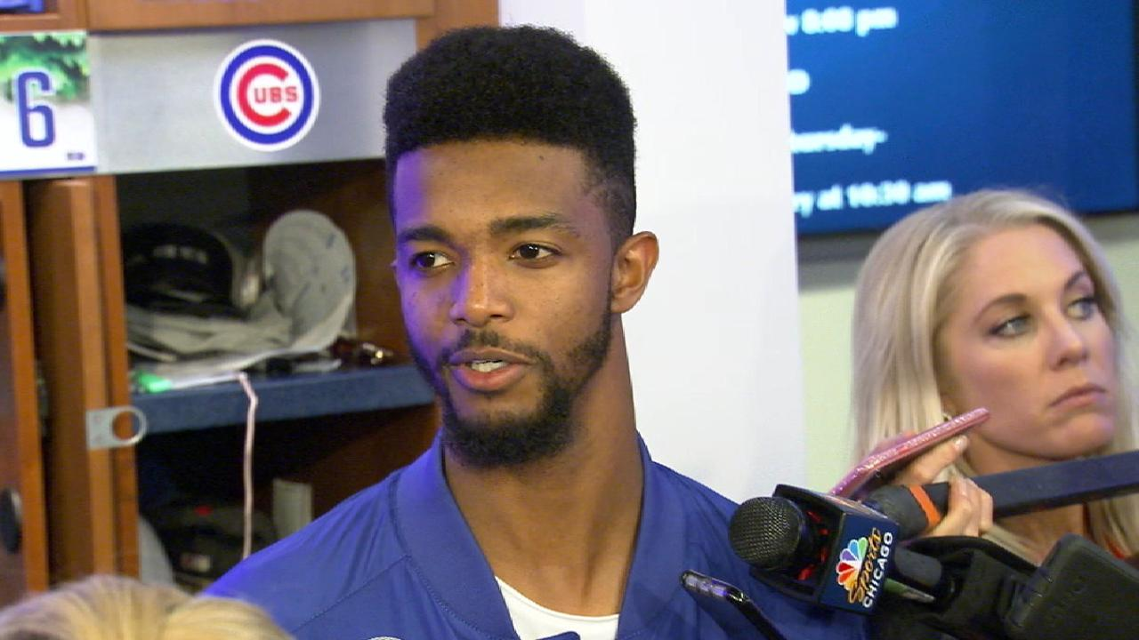 Edwards Jr. on his Game 4 outing