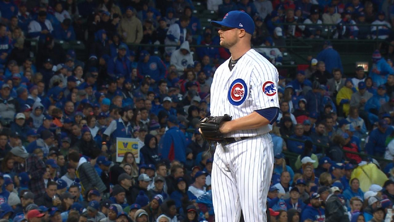 Lester's strong relief