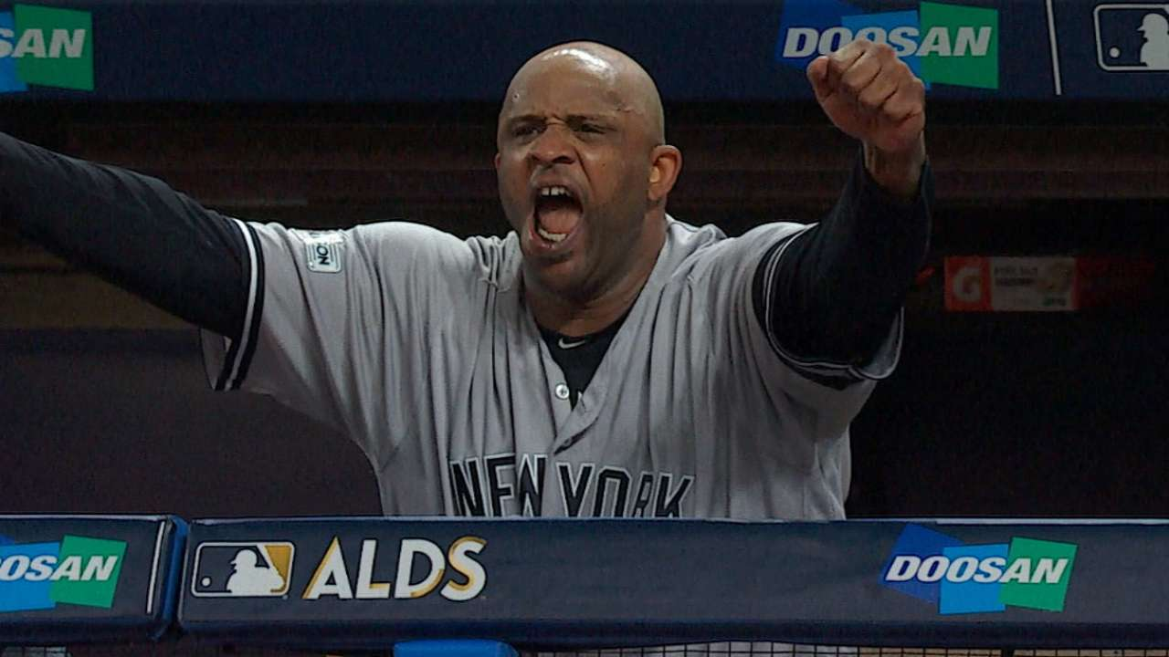 Sabathia's fantastic start