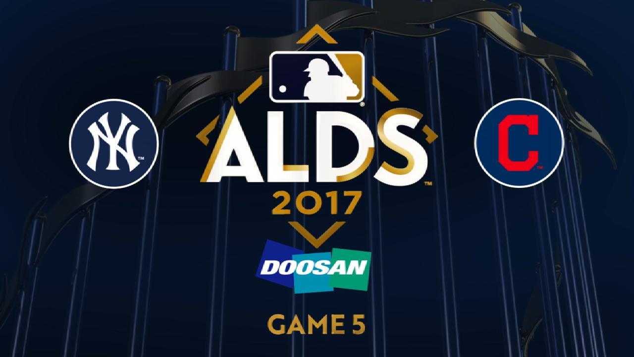 10/11/17: Didi guía a los Yankees a la SCLA