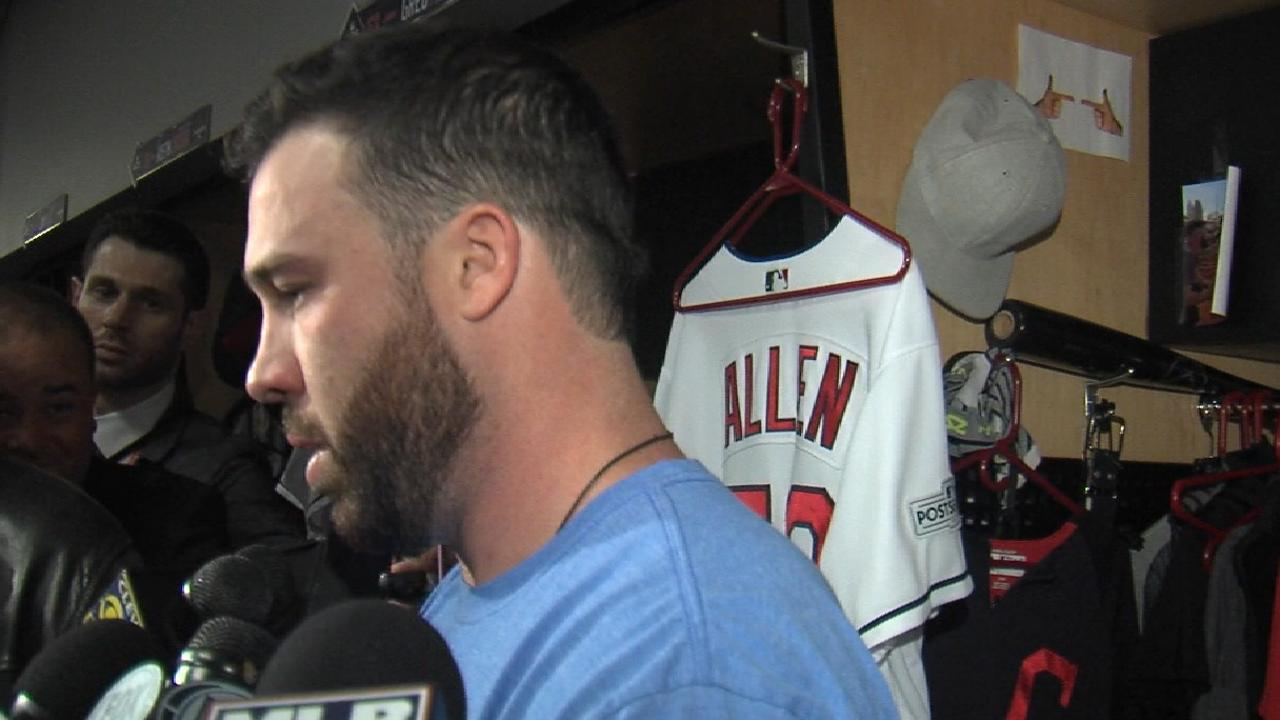 Kipnis on his ALDS performance