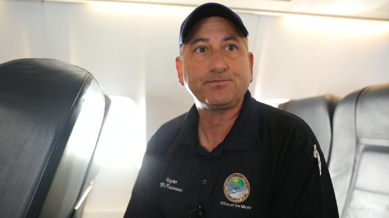 Rays visit Puerto Rico