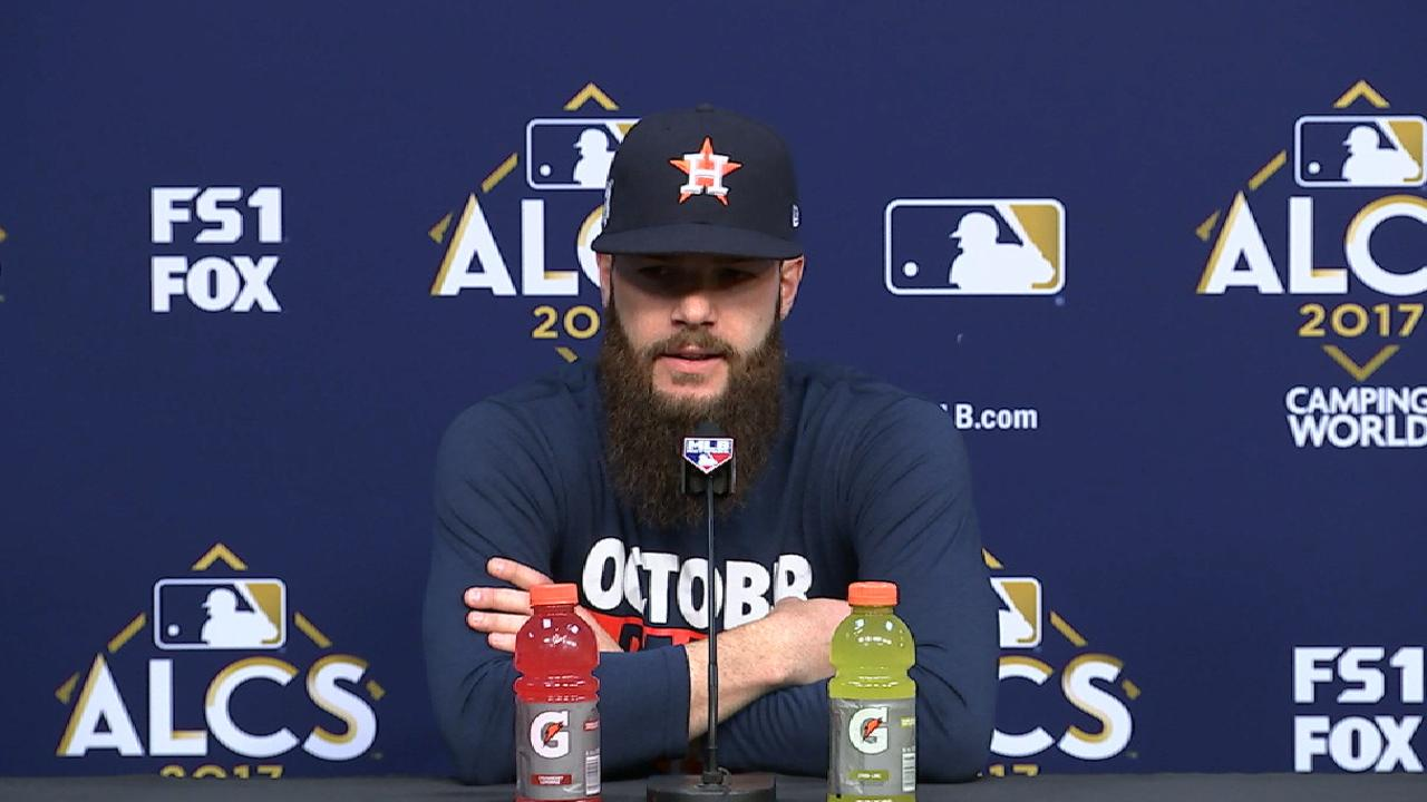 Keuchel on success vs. Yankees