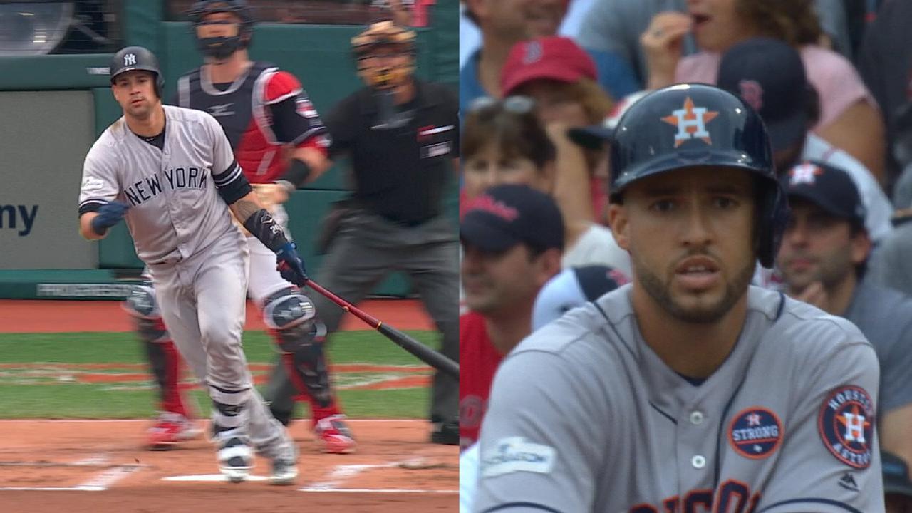 Yankees-Astros: ALCS positional breakdown