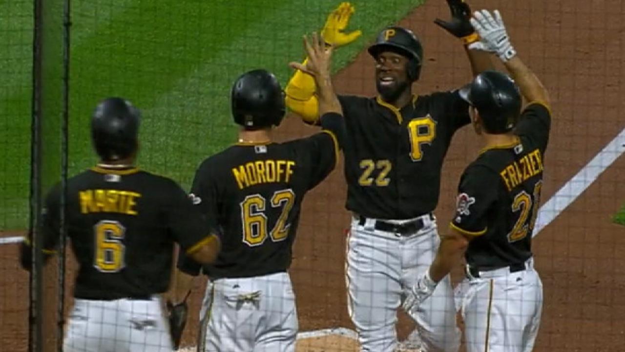 Inbox: Will Pirates pick up McCutchen's option?