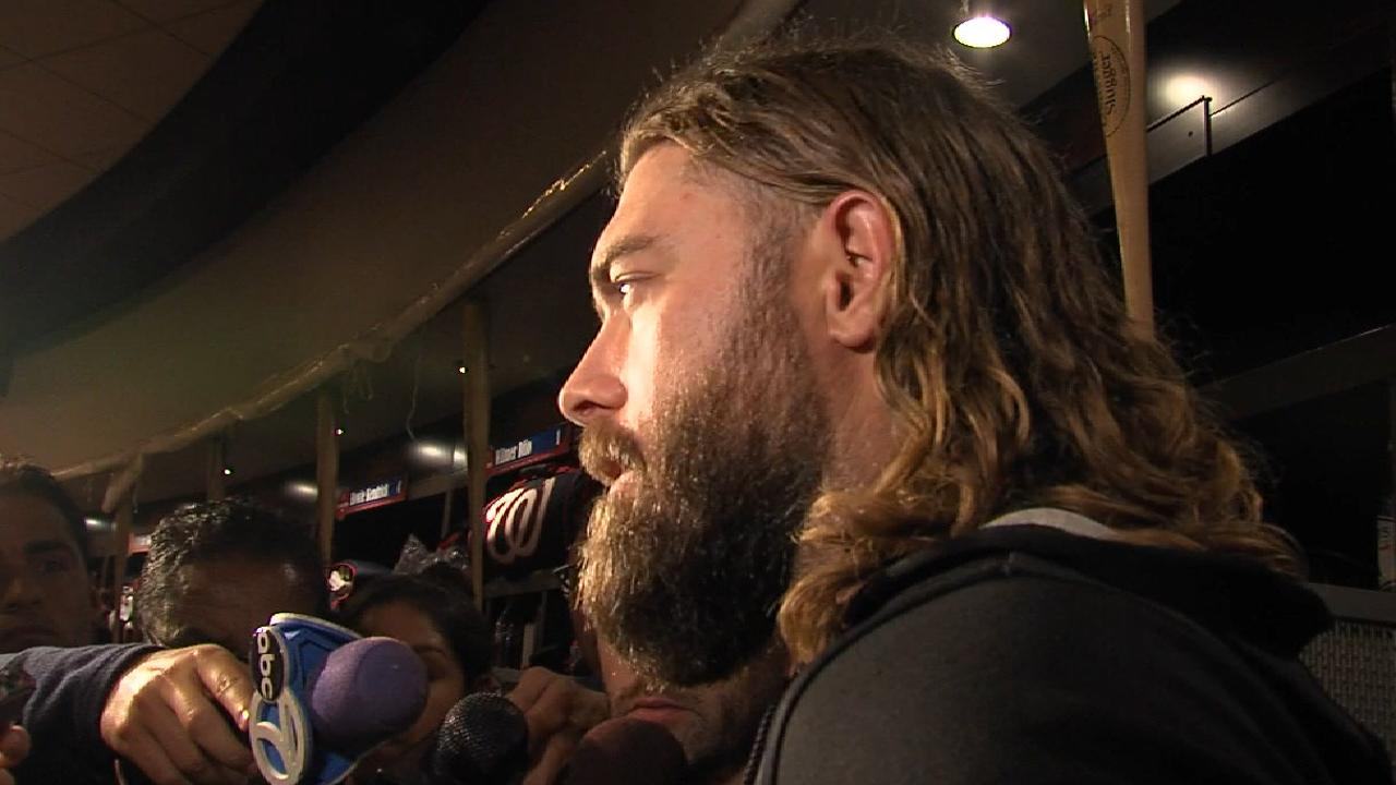 Werth in disbelief after possible Nats farewell