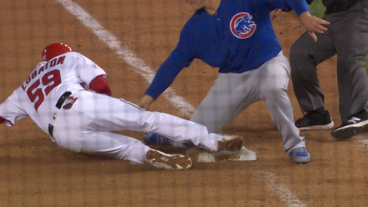 Extended Cut: Contreras' pickoff