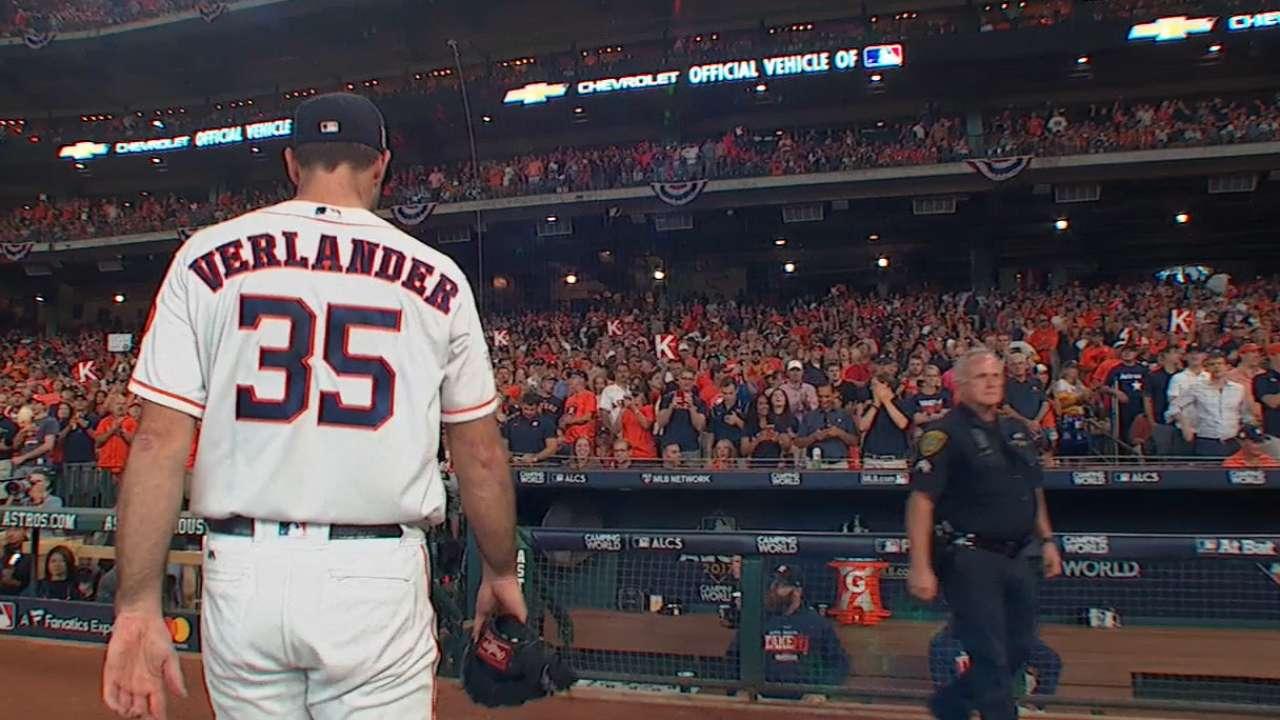 Los Astros se encomiendan a Justin Verlander para frenar a los Yankees