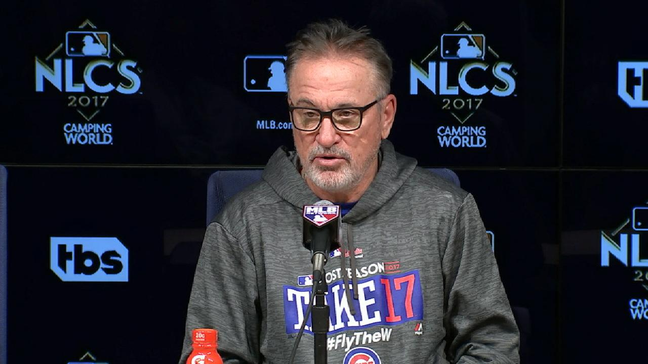 Maddon on Edwards Jr.'s outing