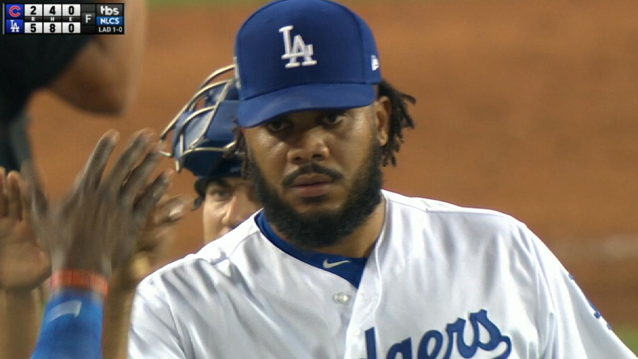 'Pen putting Dodgers in prime WS position