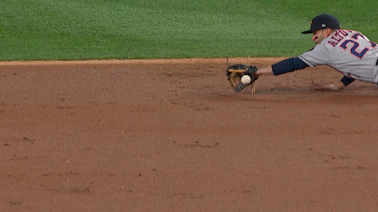 Morton falla y Astros son frenados en N.Y. en Juego 3 de la SCLA
