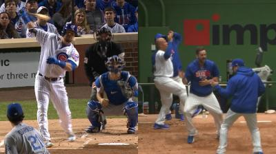 Cubs' Maddon tossed again in NLCS; ump admits he missed call