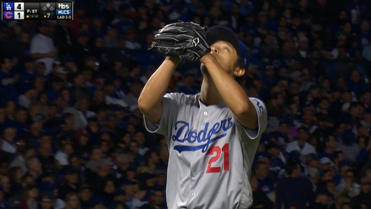 El japonés Yu Darvish va contra un rival conocido en el Juego 3