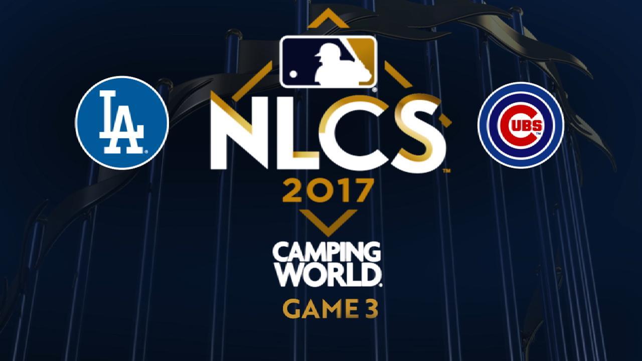 10/17/17: Dodgers a un paso de la SM