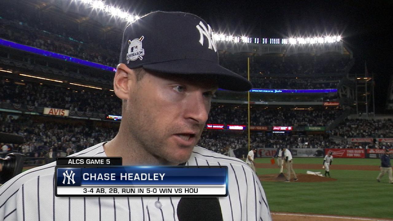 Headley on team's belief