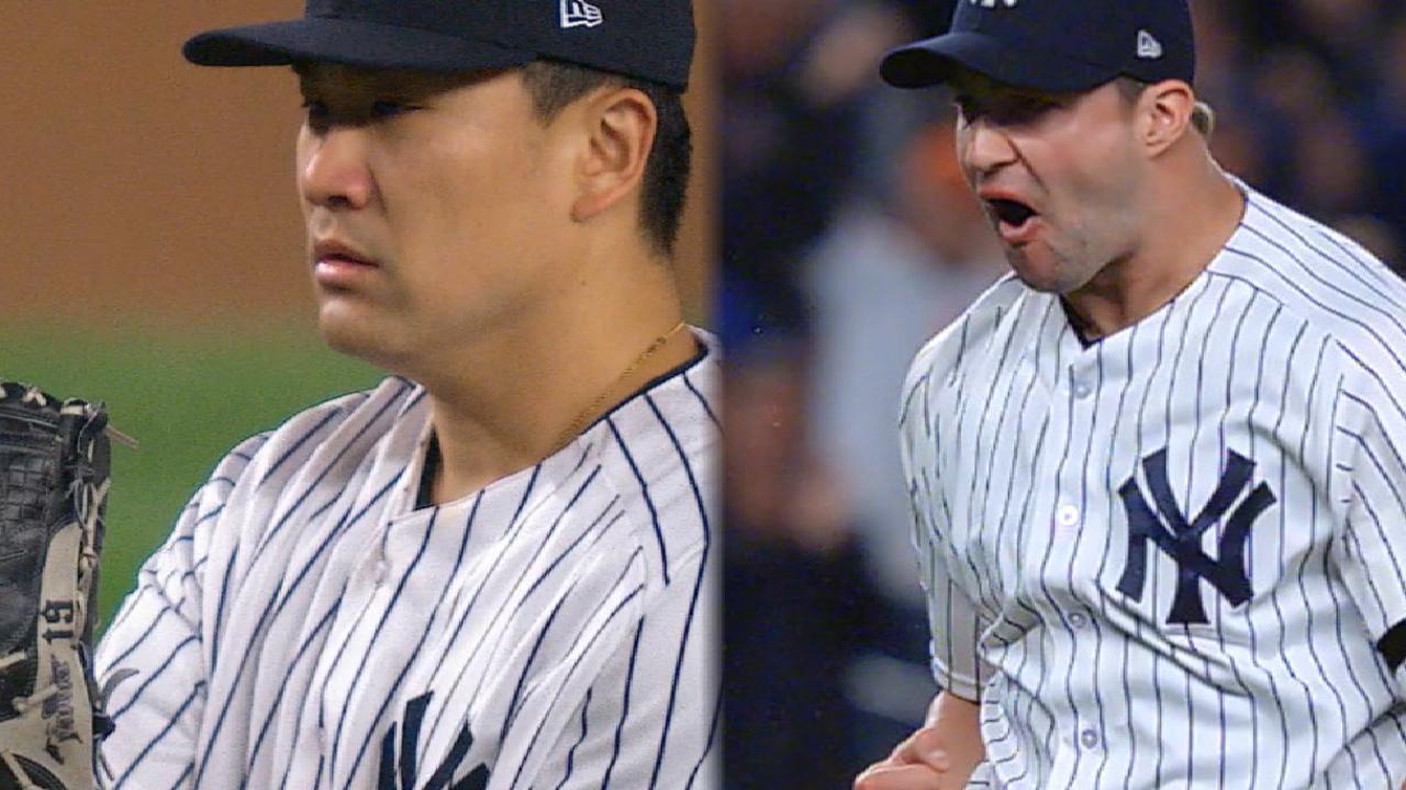 Masa-zero! Yanks blank Astros, lead ALCS 3-2