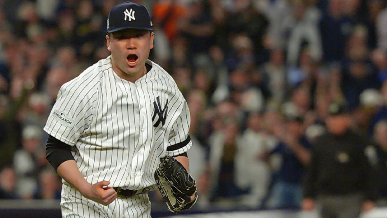 Tanaka tosses gem in Game 5