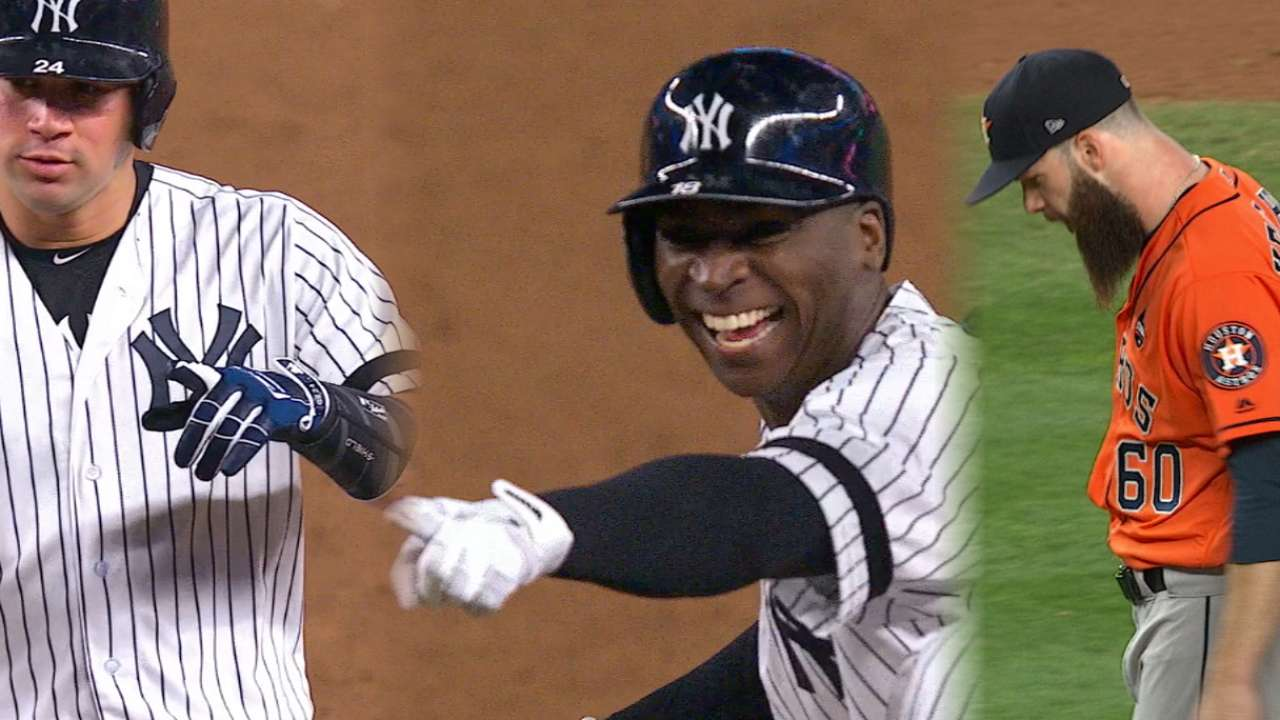 Must C: Yanks add to lead in 5th
