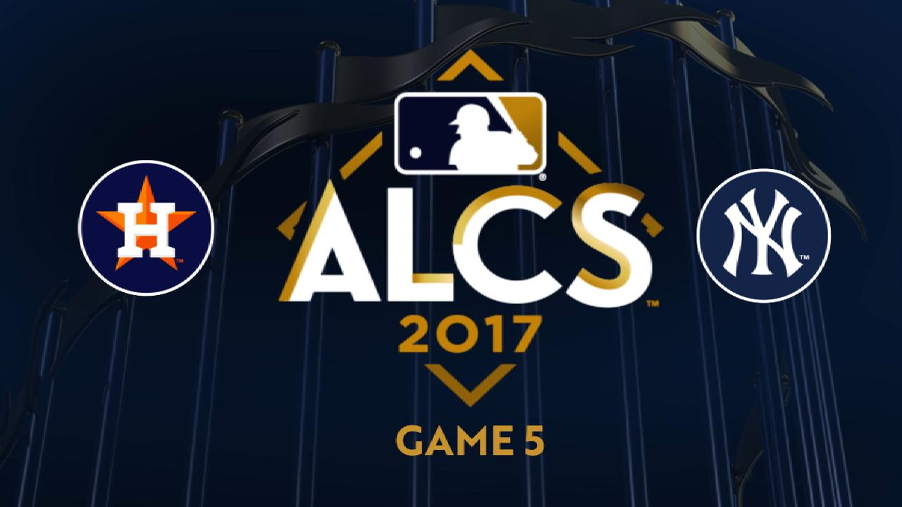 Extended Cut: 2017 ALCS Game 5