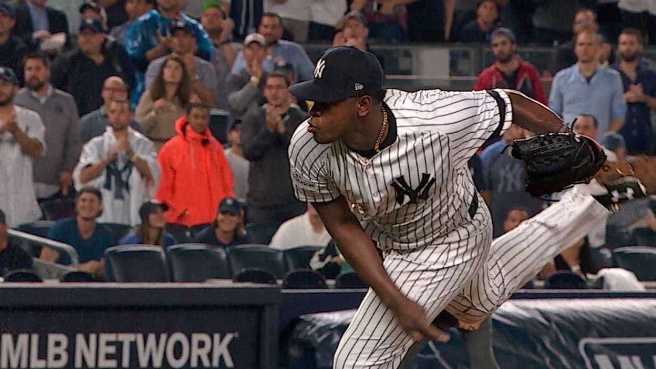 Severino's mentailty for Game 6