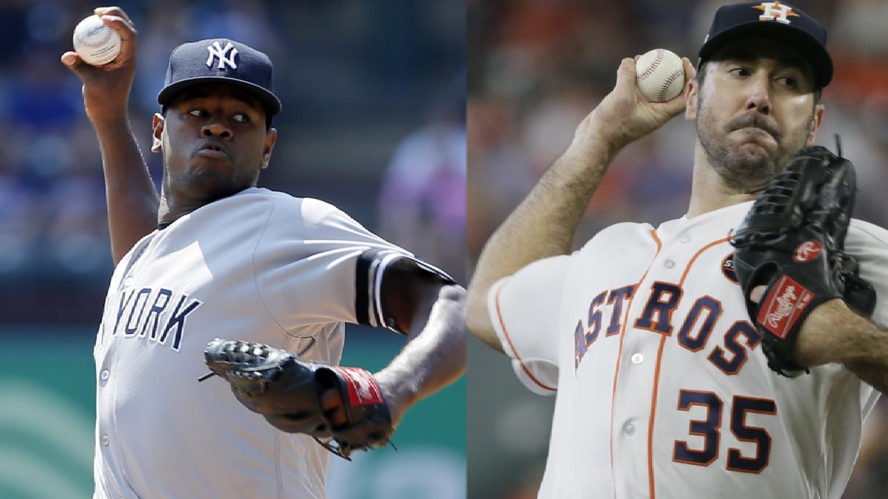 Astros a recuperarse ante unos encendidos Yankees