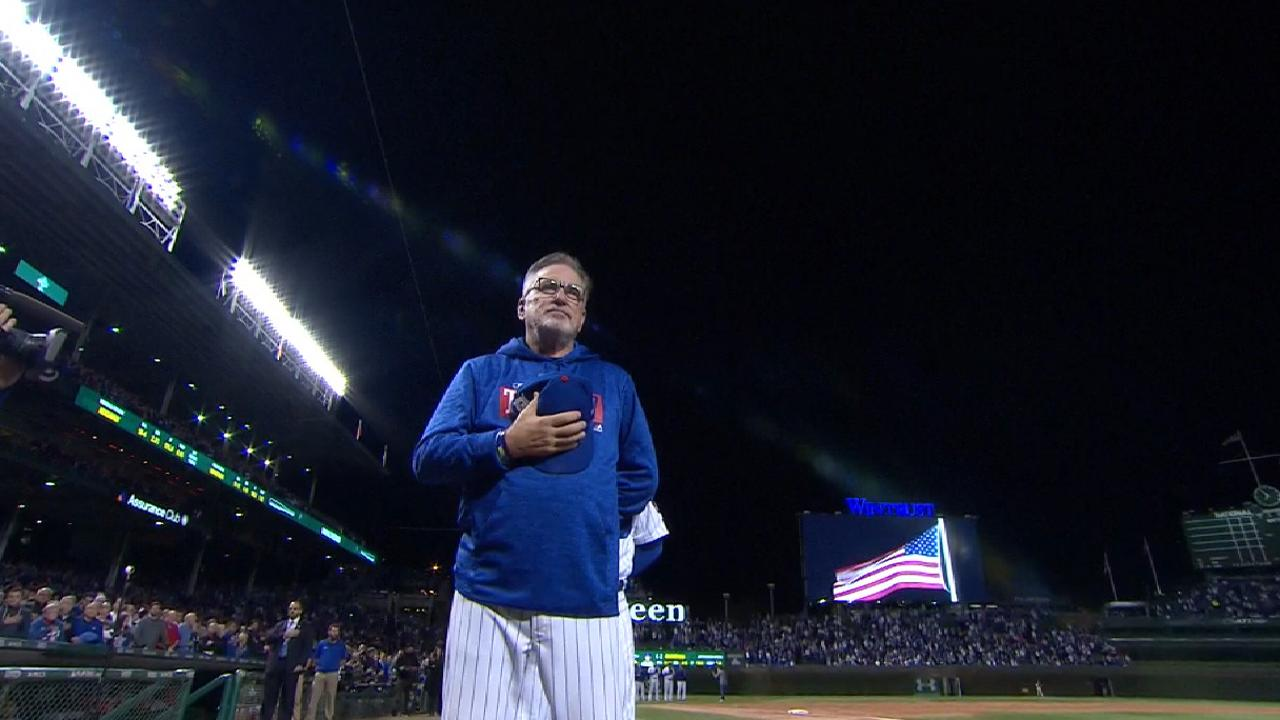 NLCS Game 5: Maddon postgame interview