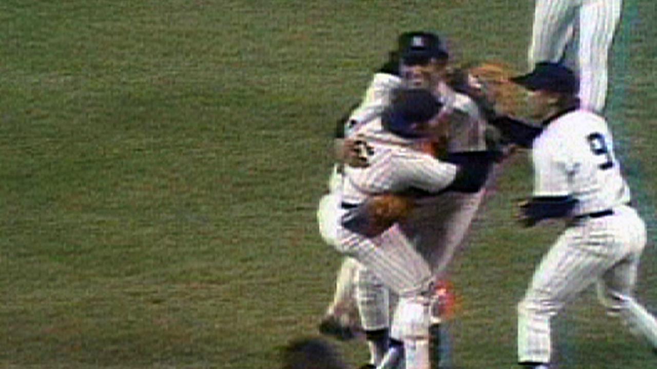 Yankees win 1977 World Series
