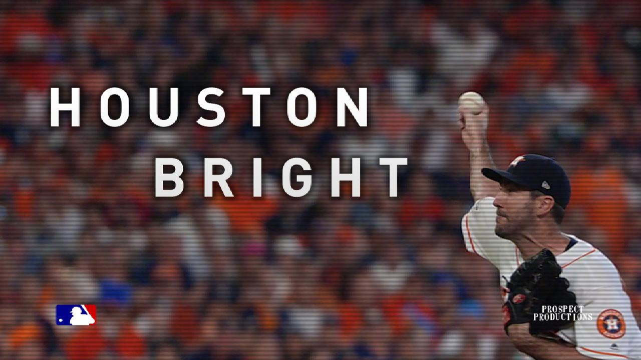 Luhnow says Houston Bright