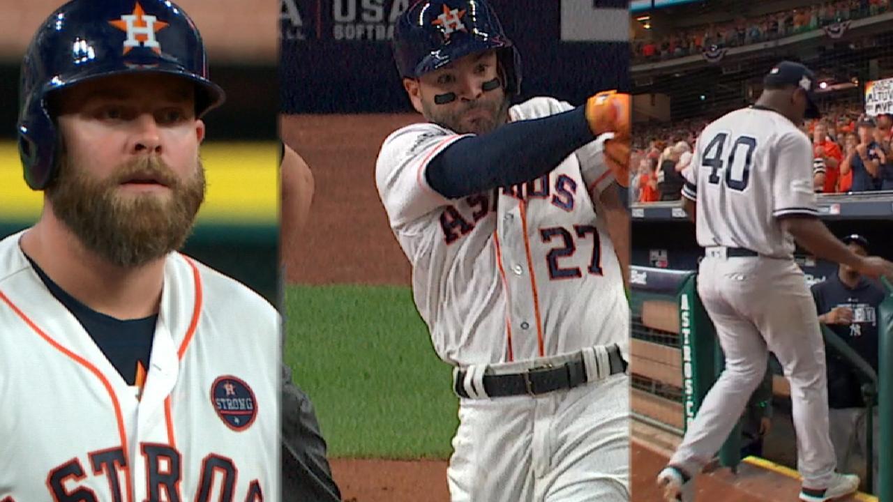 Just-win Verlander! Astros force Game 7
