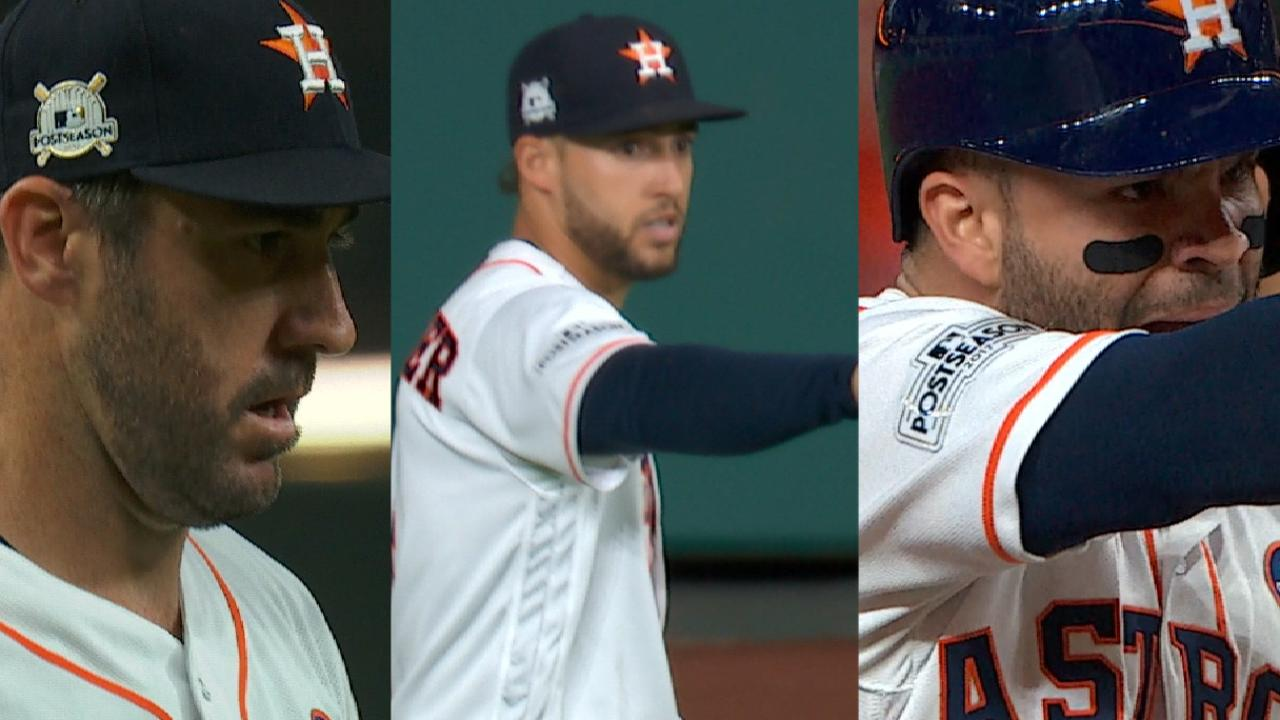 Balanced effort propels Astros
