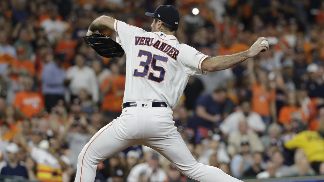 Hinch on Verlander's outing