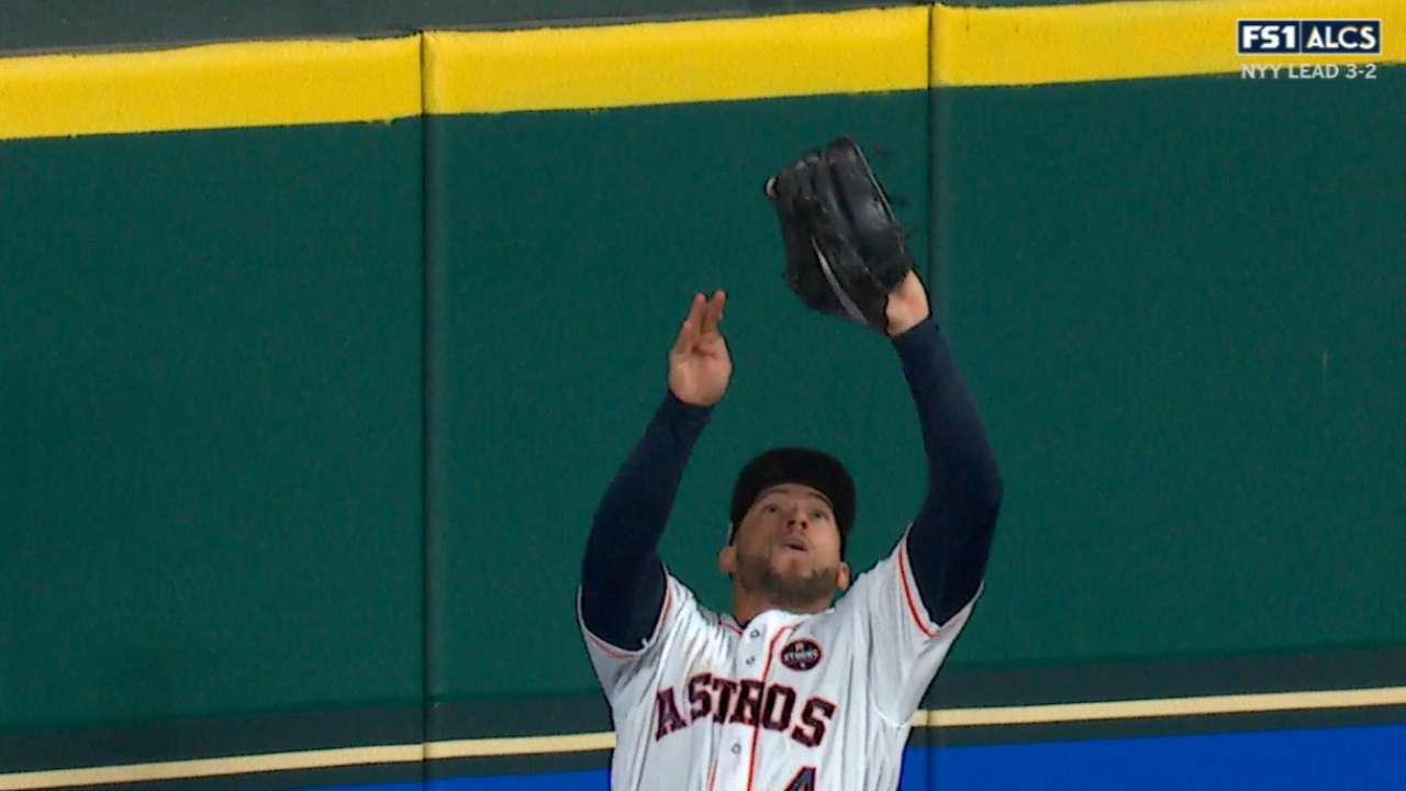Astros, Yankees on Springer grab