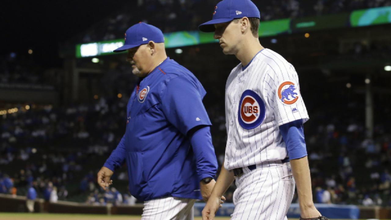 Cubs and Bosio part ways