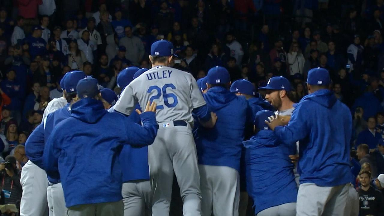 Roberts on well-rested Dodgers