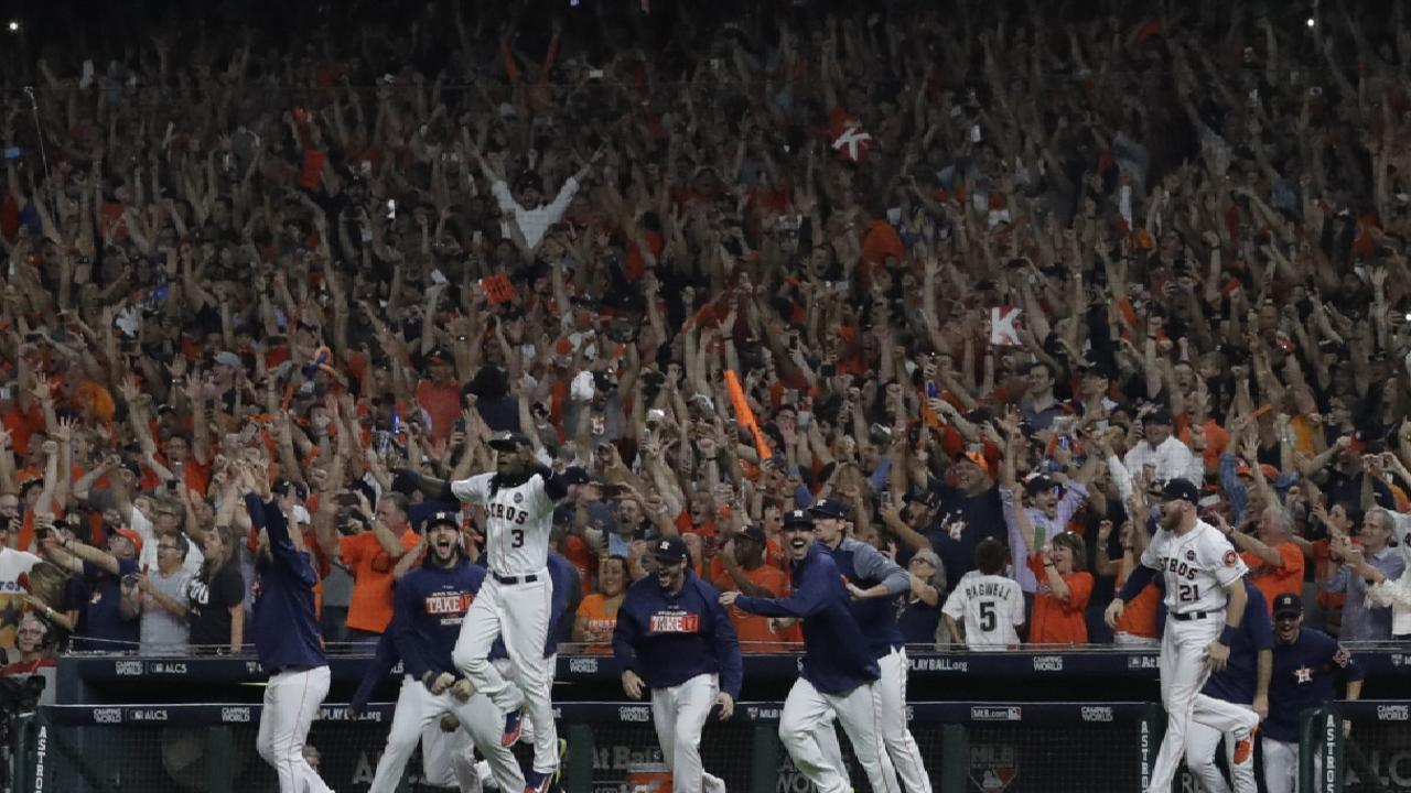 ALCS makes history as home teams dominate