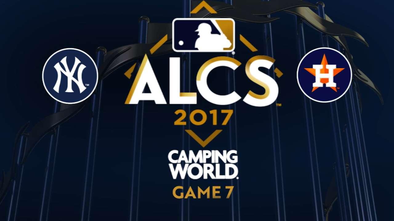 10/21/17: Astros avanzan a la Serie Mundial