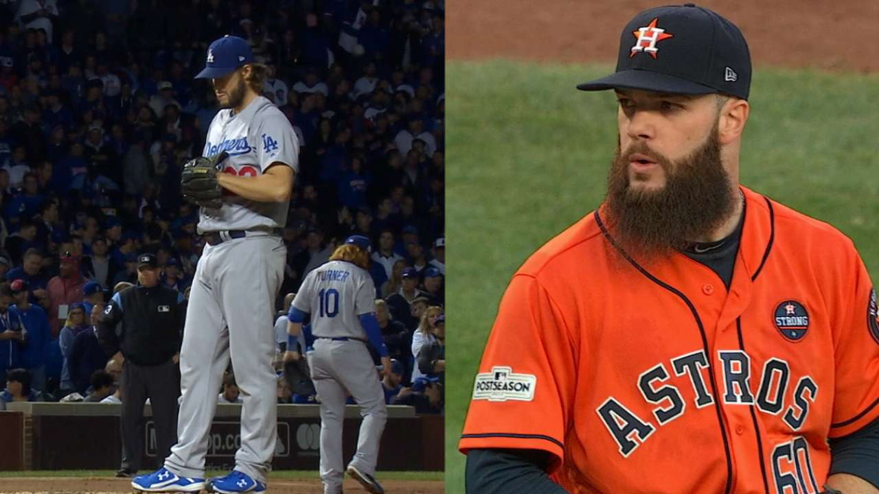 Keuchel vs. Kershaw