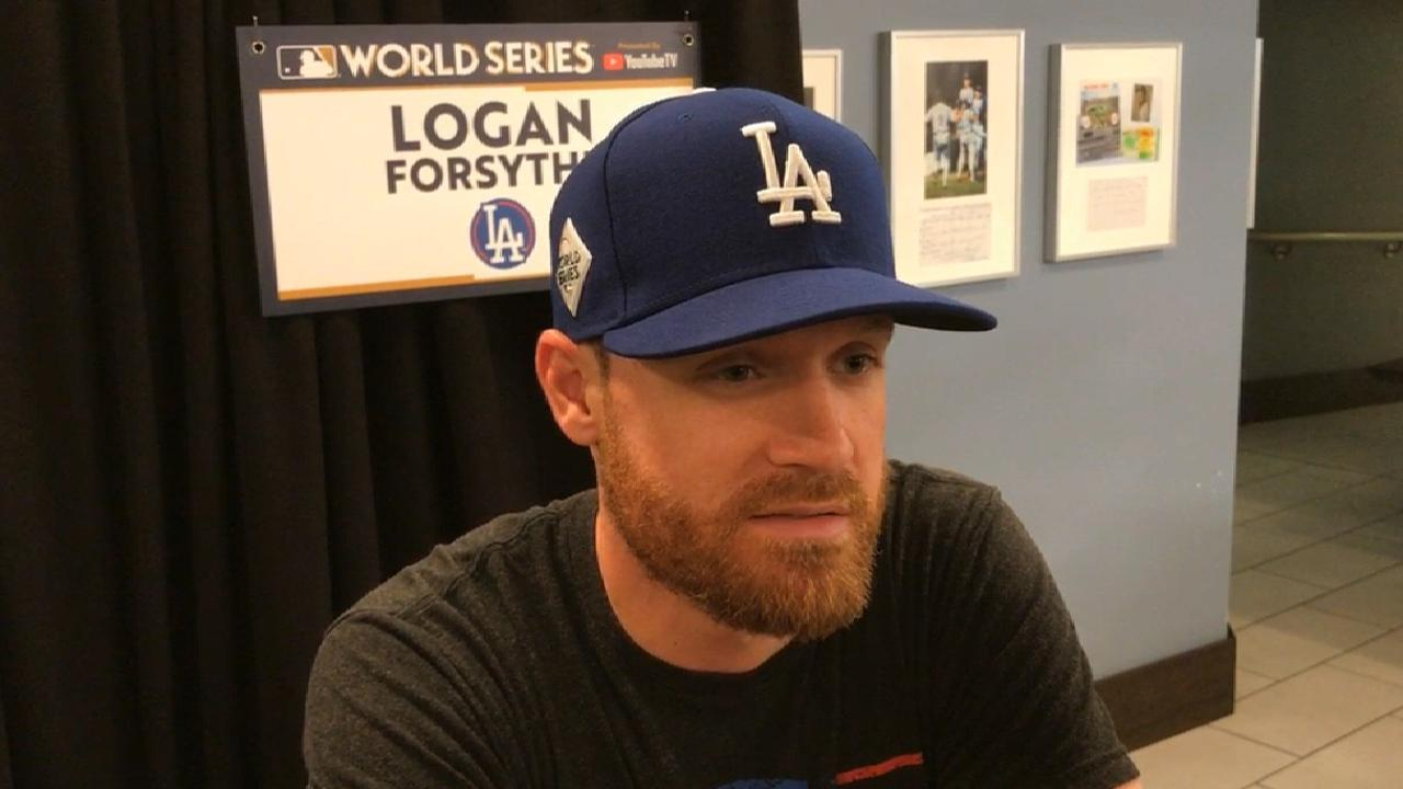 Forsythe on getting to WS